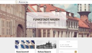 Website historisches-nauen.de