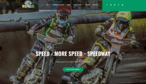 Website speedwayteam-wolfslake.de